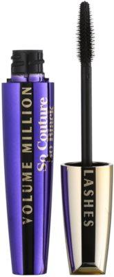 L'Oréal Paris Volume Million Lashes So Couture So Black tusz do rzęs zwiększający objętość i pogrubiający