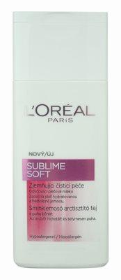 L'Oréal Paris Sublime Soft lapte demachiant