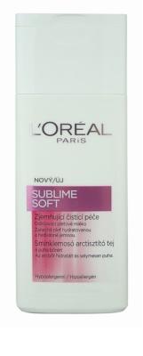 L'Oréal Paris Sublime Soft odličovací mléko