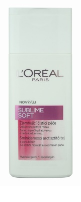 L'Oréal Paris Sublime Soft очищуюче молочко
