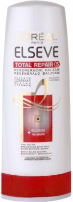 L'Oréal Paris Elseve Total Repair 5 bálsamo regenerador  para cabelo danificado