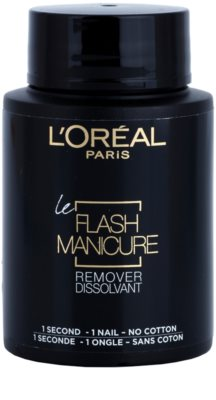 L'Oréal Paris Flash Manicure Remover quitaesmalte para uñas