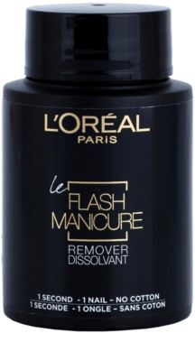L'Oréal Paris Flash Manicure Remover рідина для зняття лаку для нігтів