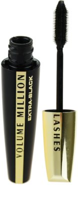 L'Oréal Paris Volume Million Lashes Extra Black mascara pentru volum si alungire