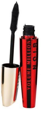 L'Oréal Paris Volume Million Lashes Excess Noir szempillaspirál a dús pillákért
