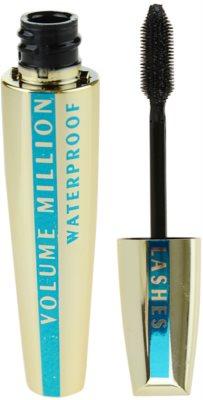 L'Oréal Paris Volume Million Lashes Waterproof vodoodporna maskara