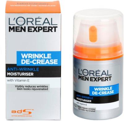 L'Oréal Paris Men Expert Wrinkle De-Crease sérum antirrugas para homens 2