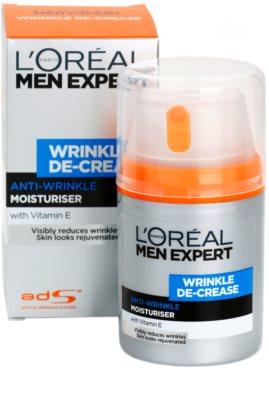 L'Oréal Paris Men Expert Wrinkle De-Crease sérum antirrugas para homens 3