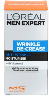 L'Oréal Paris Men Expert Wrinkle De-Crease serum proti gubam za moške 4