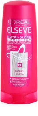 L'Oréal Paris Elseve Nutri-Gloss Luminizer balsam nadający olśniewający blask