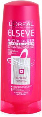 L'Oréal Paris Elseve Nutri-Gloss Luminizer balzsam a tündöklő fényért