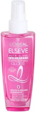 L'Oréal Paris Elseve Nutri-Gloss Luminizer haj spray a magas fényért