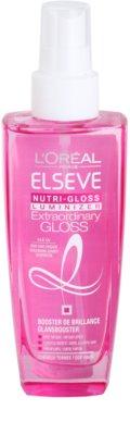 L'Oréal Paris Elseve Nutri-Gloss Luminizer spray paral cabello  para dar brillo