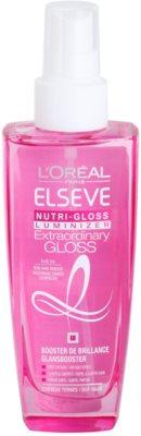 L'Oréal Paris Elseve Nutri-Gloss Luminizer sprej na vlasy pro lesk