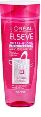 L'Oréal Paris Elseve Nutri-Gloss Luminizer sampon a tökéletes csillogásért