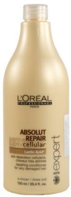 L'Oréal Professionnel Série Expert Absolut Repair Cellular balzam za suhe in poškodovane lase