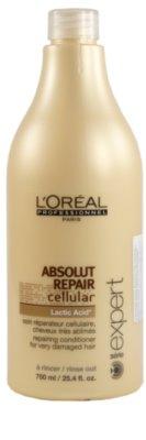 L'Oréal Professionnel Série Expert Absolut Repair Cellular condicionador para cabelo seco a danificado