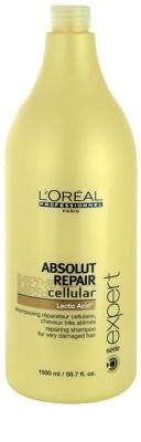 L'Oréal Professionnel Série Expert Absolut Repair Cellular champô para cabelo seco a danificado