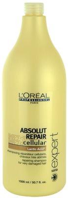 L'Oréal Professionnel Série Expert Absolut Repair Cellular sampon száraz és sérült hajra