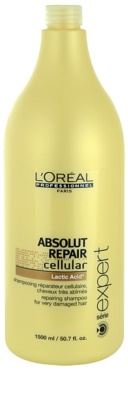 L'Oréal Professionnel Série Expert Absolut Repair Cellular Shampoo für trockenes und beschädigtes Haar