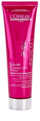 L'Oréal Professionnel Série Expert Vitamino Color AOX crema corectoare neutralizeaza tonurile de galben