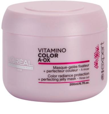 L'Oréal Professionnel Série Expert Vitamino Color AOX regeneracijska maska za barvane lase