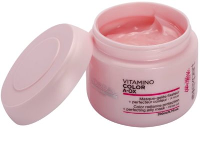 L'Oréal Professionnel Série Expert Vitamino Color AOX відновлююча маска для фарбованого волосся 1