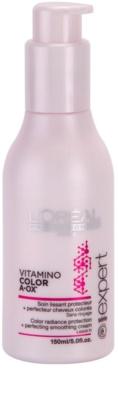 L'Oréal Professionnel Série Expert Vitamino Color AOX crema alisado para cabello teñido