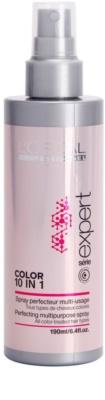 L'Oréal Professionnel Série Expert Vitamino Color AOX leöblítést nem igénylő ápolás a hajformázáshoz, melyhez magas hőfokot használunk