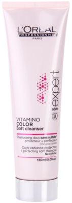 L'Oréal Professionnel Série Expert Vitamino Color AOX jemný čisticí šampon pro barvené vlasy