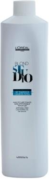 L'Oréal Professionnel Blond Studio Sunkissed Lightening aceite sin amoníaco