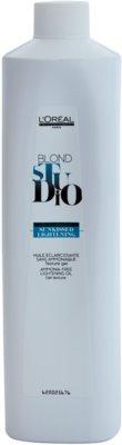 L'Oréal Professionnel Blond Studio Sunkissed Lightening olje brez amoniaka