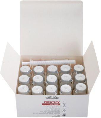 L'Oréal Professionnel Série Expert Fiberceutic сироватка для пошкодженного,хімічним вливом, волосся 2