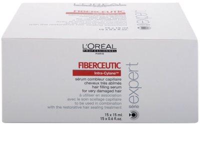 L'Oréal Professionnel Série Expert Fiberceutic сироватка для пошкодженного,хімічним вливом, волосся 3