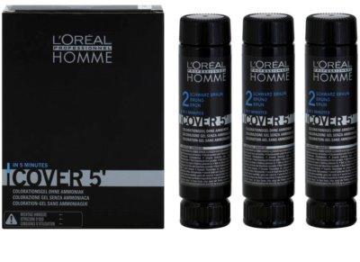 L'Oréal Professionnel Homme Color Haarfarbe 3 pc 1