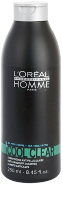 L'Oréal Professionnel Homme Care champú para cuero cabelludo sano