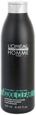 L'Oréal Professionnel Homme Care sampon pentru un scalp sanatos