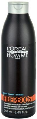 L'Oréal Professionnel Homme Care champú para cabello fino y dañado
