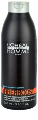 L'Oréal Professionnel Homme Care sampon pentru par fin, degradat