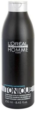 L'Oréal Professionnel Homme Care szampon odżywczy do włosów normalnych