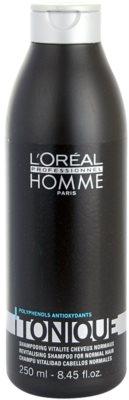 L'Oréal Professionnel Homme Care vyživujúci šampón pre normálne vlasy
