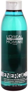 L'Oréal Professionnel Homme Care champô para todos os tipos de cabelos