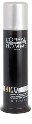 L'Oréal Professionnel Homme Styling modelirna pasta za mat videz