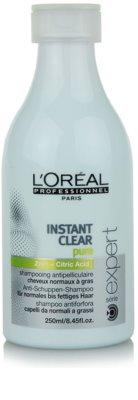 L'Oréal Professionnel Série Expert Instant Clear Shampoo gegen Schuppen für normales bis fettiges Haar