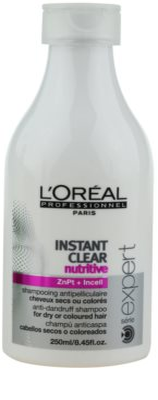 L'Oréal Professionnel Série Expert Instant Clear champô anticaspa para cabelos secos e pintados