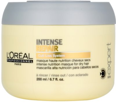 L'Oréal Professionnel Série Expert Intense Repair regeneracijska maska za suhe, obremenjene lase