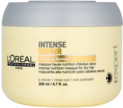 L'Oréal Professionnel Série Expert Intense Repair regenerační maska pro suché, namáhané vlasy
