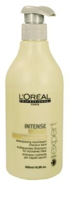 L'Oréal Professionnel Série Expert Intense Repair tápláló sampon száraz, károsult hajra