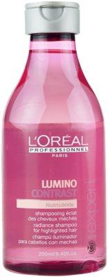 L'Oréal Professionnel Série Expert Lumino Contrast tápláló sampon melíres hajra