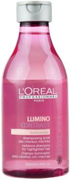 L'Oréal Professionnel Série Expert Lumino Contrast подхранващ шампоан  за коса с кичури